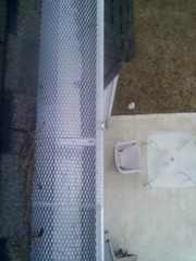 Smyrna's Best Gutter Cleaners Galvanized Metal Screens
