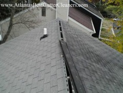 Smyrna's Best Gutter Cleaners' Certainteed Certified roofers can install or replace your ridge vents.